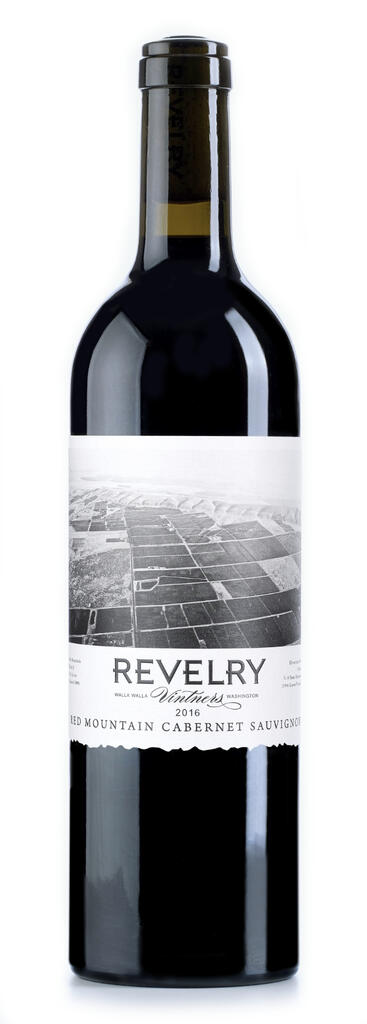 Revelry Vintners Red Mountain Cabernet Sauvignon Bottle Preview