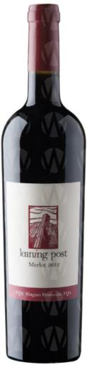 Leaning Post Wines Merlot