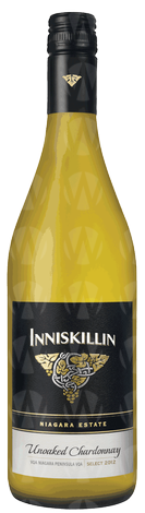Inniskillin Wines Niagara Estate Series Unoaked Chardonnay