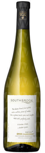 Southbrook Vineyards Poetica Chardonnay