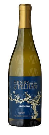 Henry of Pelham Family Estate Winery Chardonnay Estate