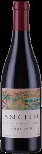 Ancien Wines STA. RITA HILLS FIDDLESTIX VINEYARD PINOT NOIR Bottle Preview