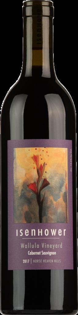 Isenhower Cellars Wallula Vineyard Cabernet Sauvignon Bottle Preview