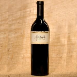 Marketta Winery & Vineyard Cabernet Sauvignon Mount Veeder, Napa Valley Bottle Preview