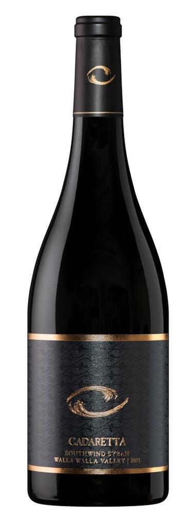 Cadaretta Southwind Syrah Bottle Preview