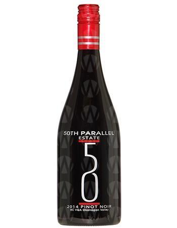 50th Parallel Estate Winery Pinot Noir