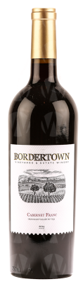 Bordertown Vineyards & Estate Winery Cabernet Franc