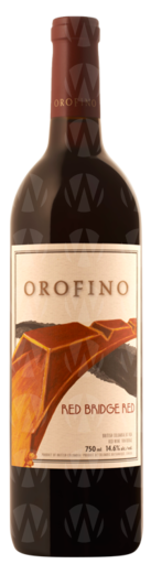 Orofino Vineyards Red Bridge Red