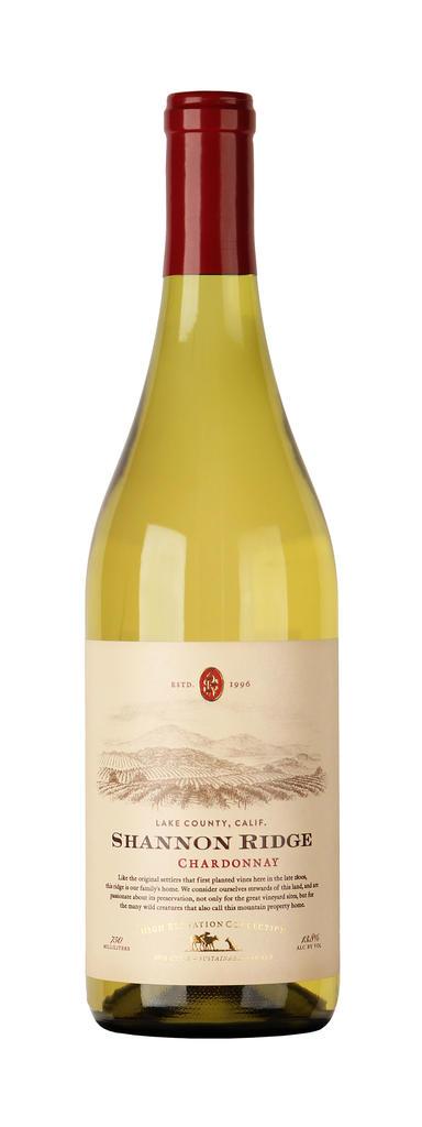 Shannon Ridge Chardonnay Bottle Preview