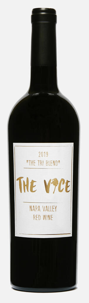 The Vice Napa Valley Wines The Tri Blend Bottle Preview