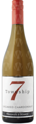 Township 7 Vineyards & Winery Unoaked Chardonnay