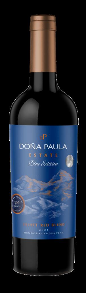 Doña Paula Estate Blue Edition Bottle