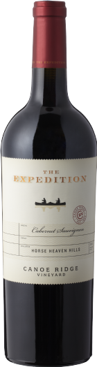 Canoe Ridge Vineyard The Expedition Malbec Bottle Preview