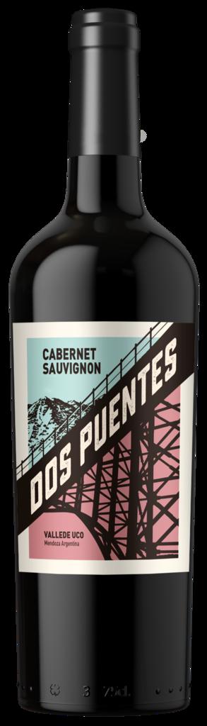 Dos Puentes Estate Cabernet Sauvignon Bottle Preview