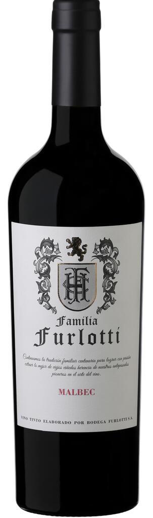 Bodega Furlotti FAMILIA FURLOTTI  BLEND DE MALBEC Bottle Preview