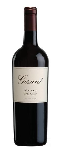 Malbec Napa Valley Bottle