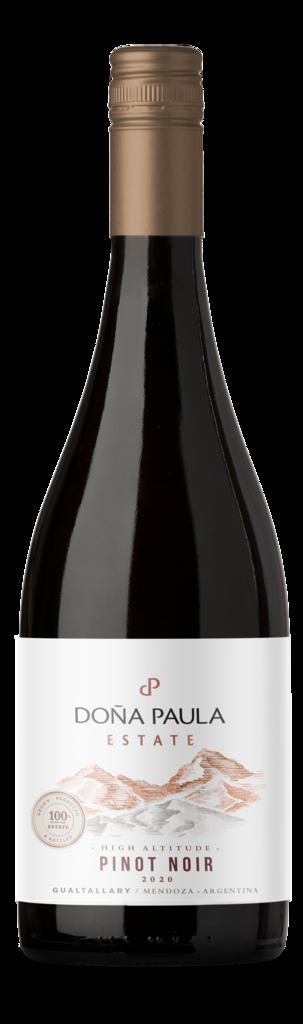 Doña Paula Estate Pinot Noir Bottle