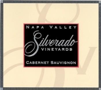 Silverado Vineyards Cabernet Sauvignon Stags Leap District Bottle Preview