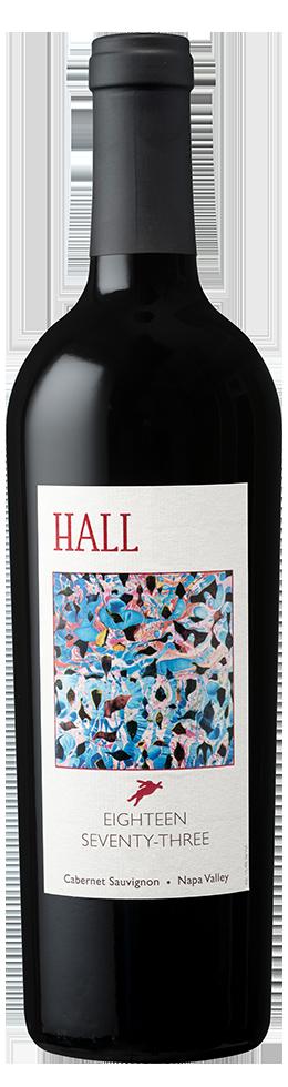 "HALL Napa Valley ""EIGHTEEN SEVENTY-THREE"" CABERNET SAUVIGNON Bottle Preview"