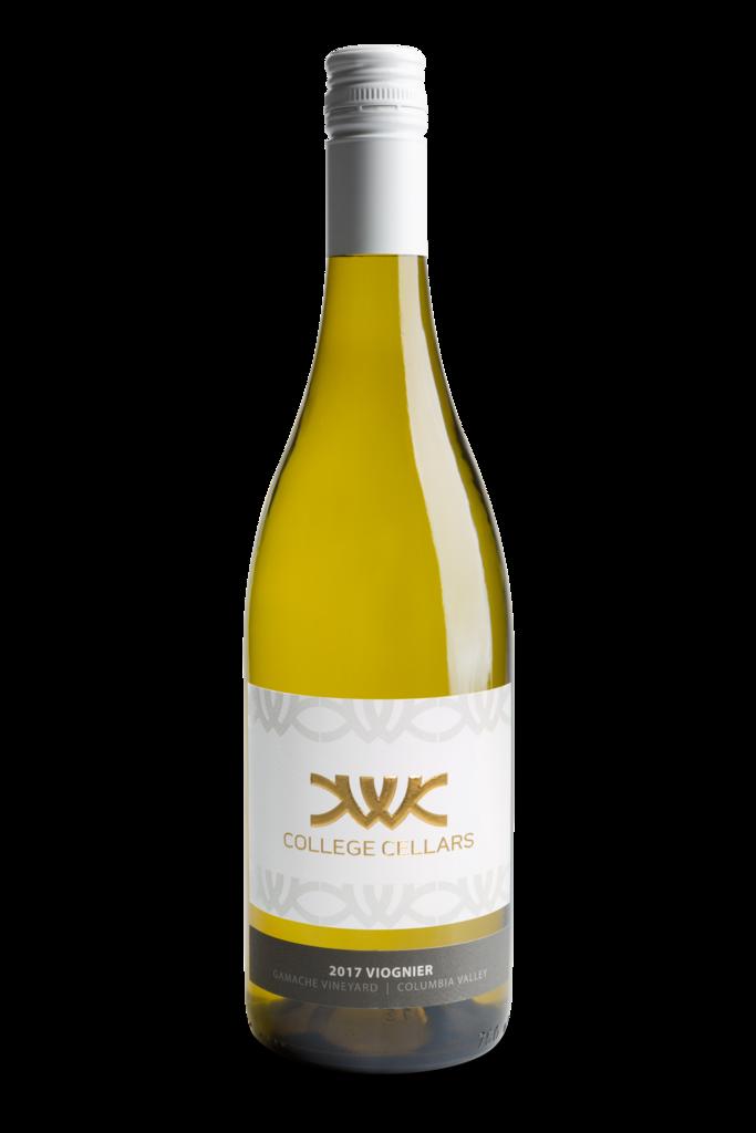 College Cellars of Walla Walla Viognier Bottle Preview