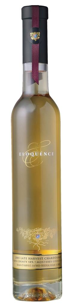 Raymond Vineyards Eloquence Late Harvest Chadonnay Bottle Preview