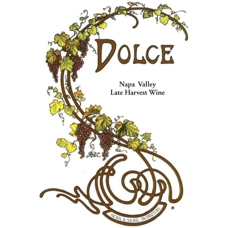 Dolce Wines Logo