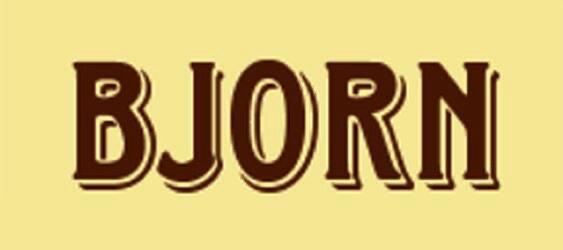 Bjorn Vineyards Logo