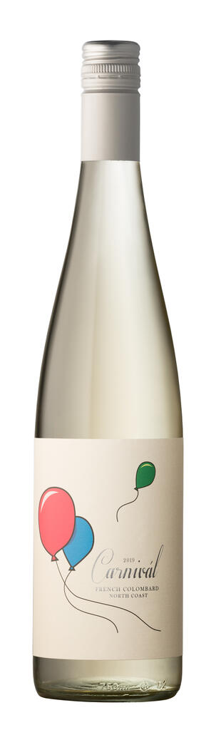 Peju Winery Carnival Bottle Preview