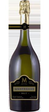 Montreaux Brut Sparking Wine Bottle