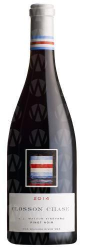 Closson Chase Vineyards K. J. Watson Pinot Noir