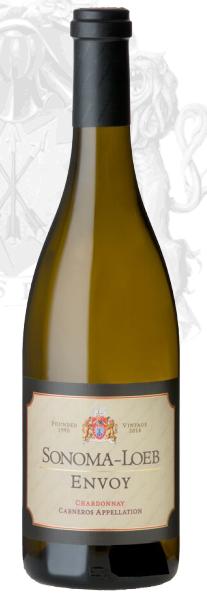 Sonoma-Loeb Wines Chardonnay, Envoy Bottle Preview