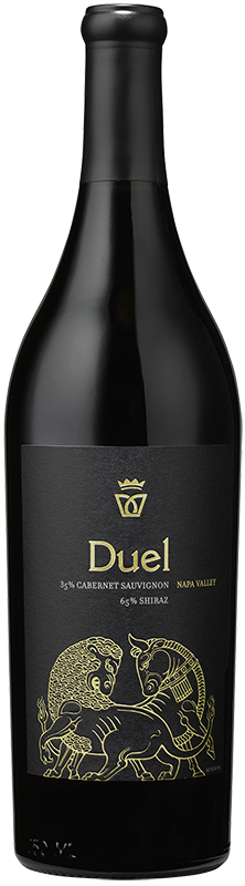 Darioush Winery DUEL SHIRAZ/CABERNET SAUVIGNON Bottle Preview