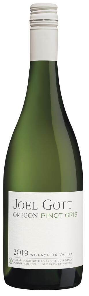 Joel Gott Wines Joel Gott Oregon Pinot Gris Bottle Preview