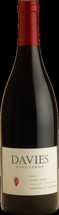 Davies Vineyards HUDSON VINEYARDS PINOT NOIR Bottle Preview