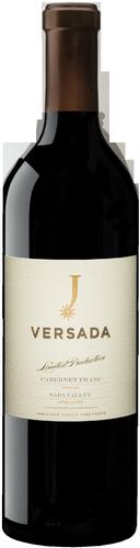 Jamieson Ranch Vineyards VERSADA NAPA VALLEY CABERNET FRANC Bottle Preview