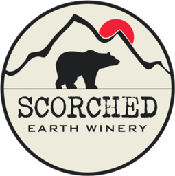 Scorched Earth Vineyard and Winery Logo