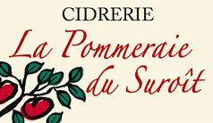 Cidrerie La Pommeraie du Suroît Logo