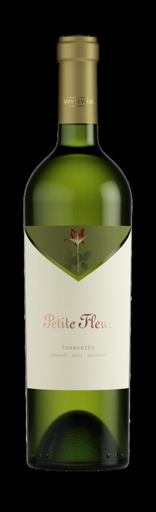 Bodega Monteviejo Petite Fleur Torrontes Bottle Preview