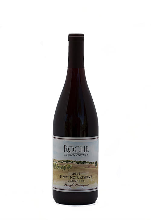 Roche Winery and Vineyards Longford Reserve Pinot Noir Bottle Preview
