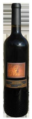 Lawer Estates Hooker Iron Lion Cabernet Sauvignon Bottle Preview