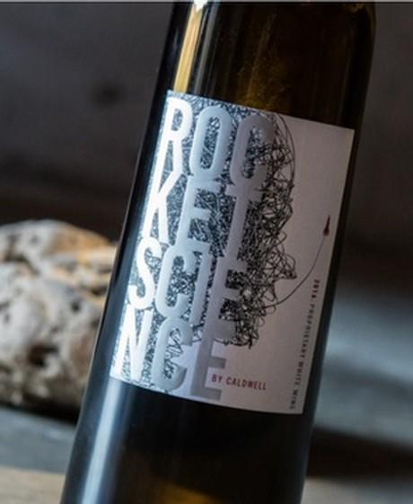 Caldwell Vineyard Rocket Science by Caldwell Proprietary White Bottle Preview