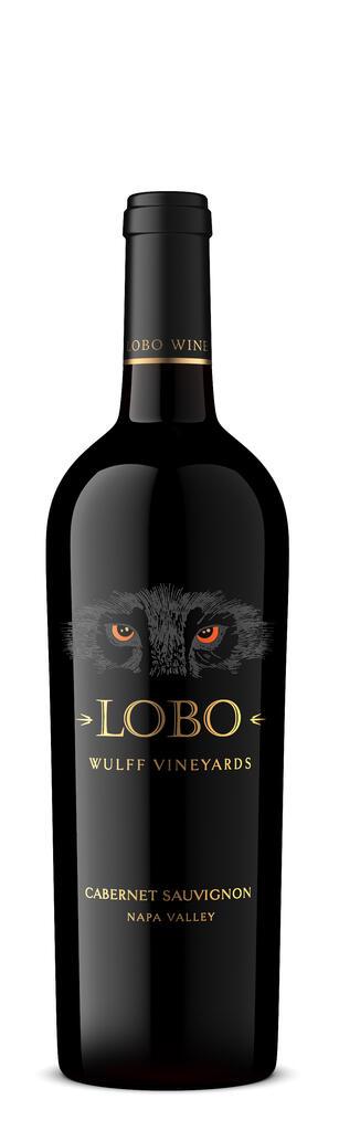 Lobo Wines Napa Valley Cabernet Sauvignon Bottle Preview