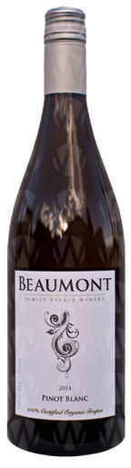 Beaumont Family Estate Pinot Blanc