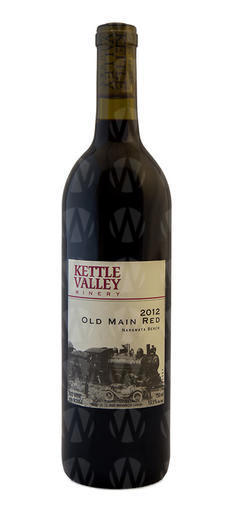 Kettle Valley Winery Old Main Red