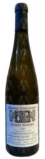 Hainle Vineyards Gewürztraminer - Sauvignon Blanc