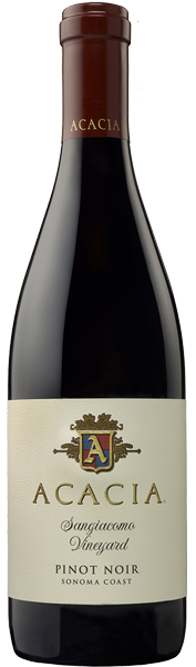 Acacia Vineyard Acacia Vineyard Sangiacomo Pinot Noir Bottle Preview