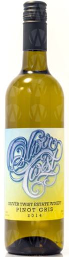 Oliver Twist Estate Winery Pinot Gris