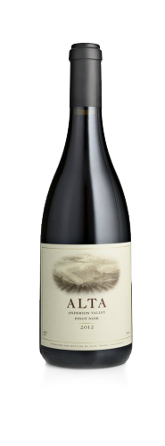 Alta Napa Valley Russian River Pinot Noir Bottle Preview