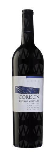 Corison Winery Kronos Vineyard Cabernet Sauvignon