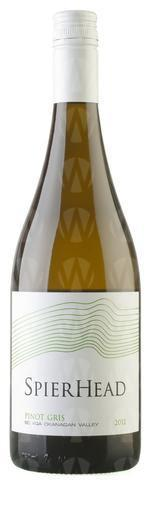 SpearHead Winery Pinot Gris
